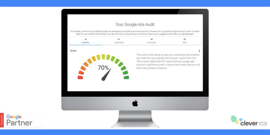Google Ads Audit General I