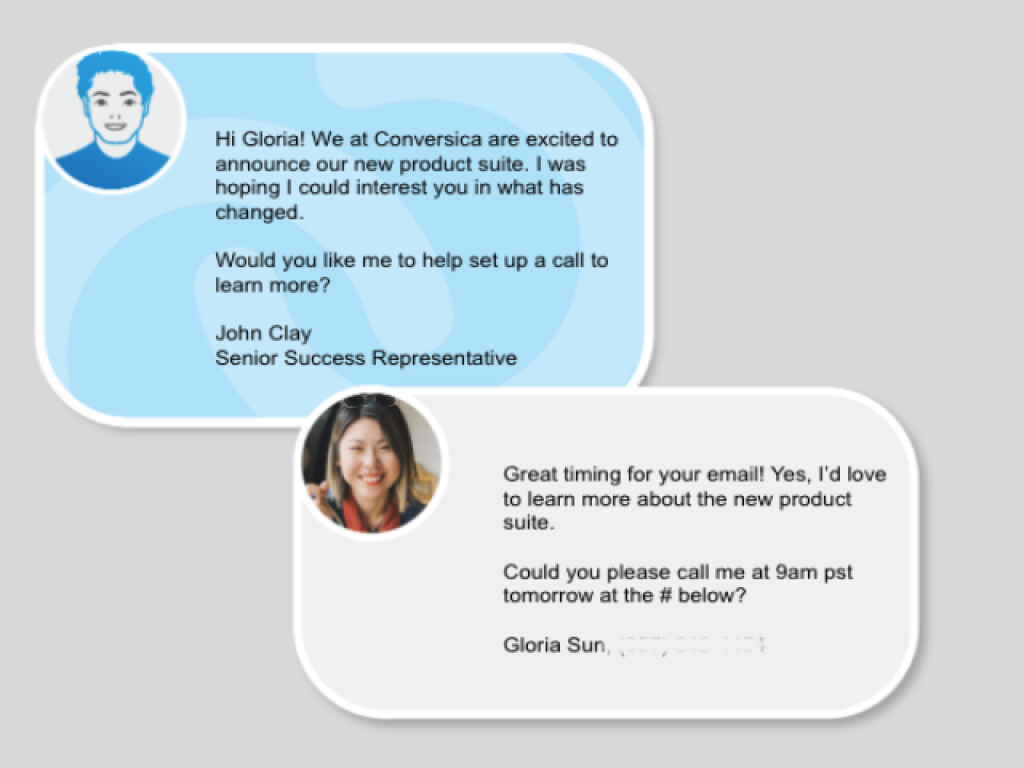 AI Assistant Conversation - Improve Customer Experience