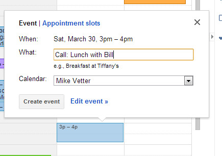 Sugar and Google Calendar Sync
