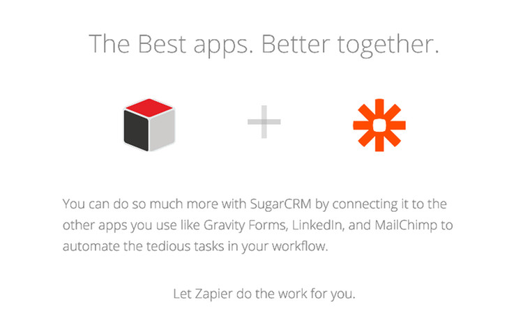 The Best Apps, Better Together