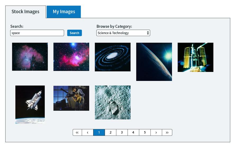 AWeber Image Gallery
